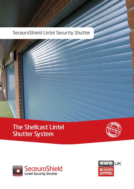 SWS Lintel Front Cover